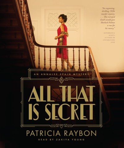 All That Is Secret book cover
